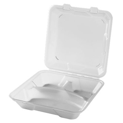 Foam Take Out Containers