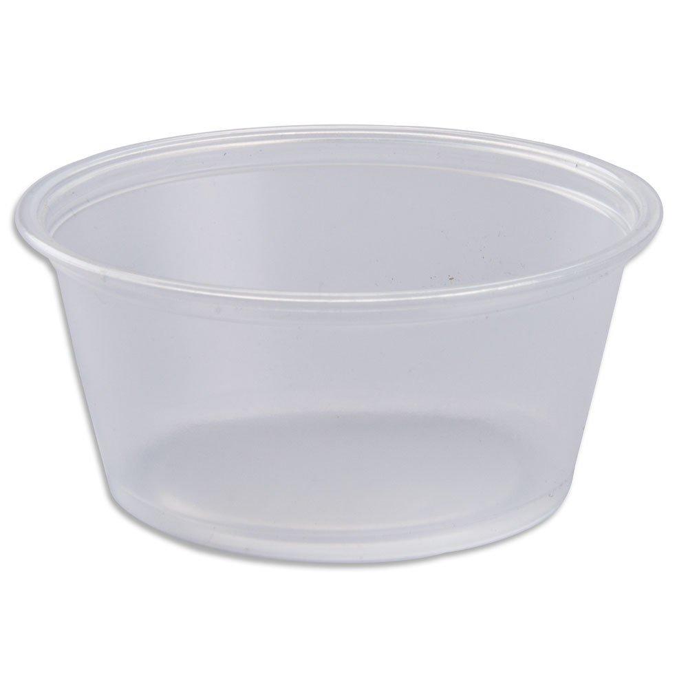 Plastic Souffle Cups
