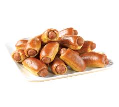 Pretzel Hot Dogs & Buns